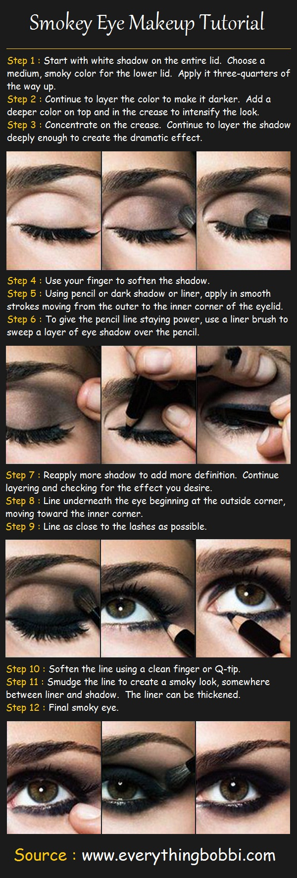 How To Apply Eyeshadow And Eye Makeup Like A Boss Tips Tricks
